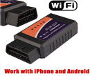 ELM327 WIFI OBD2 CAN-BUS Scanner without Switch Work with iPhone and Android