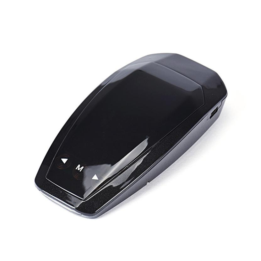 Car Radar Detector VB 360 degree Cars detector Anti radar detector English vehicle speed control jun22