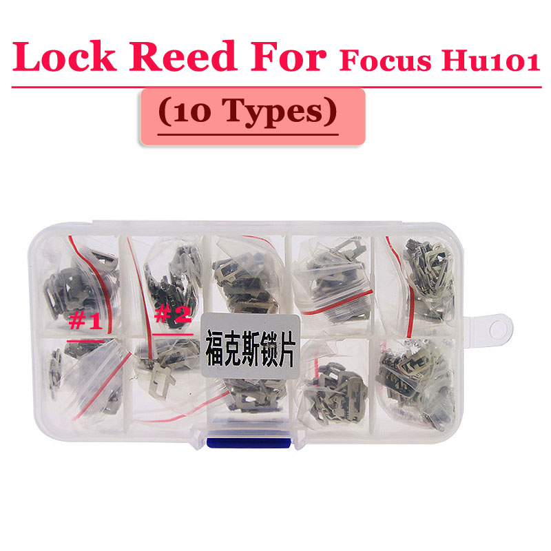 Car Lock Reed For Focus Hu101 200pcs/BOX (each type 20pcs)
