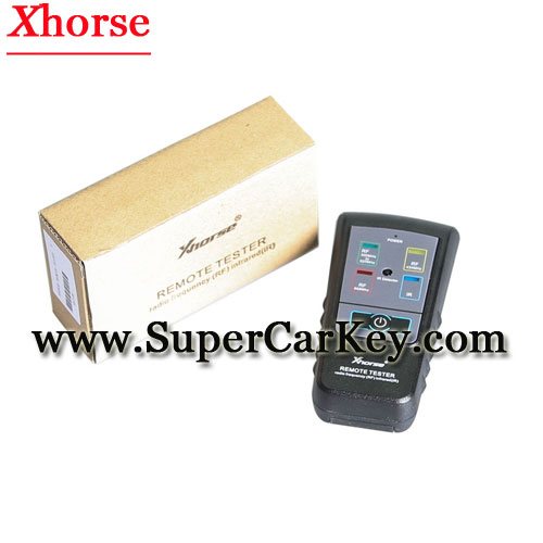 Xhorse Remote Tester for Radio Frequency Infrared without 868mhz