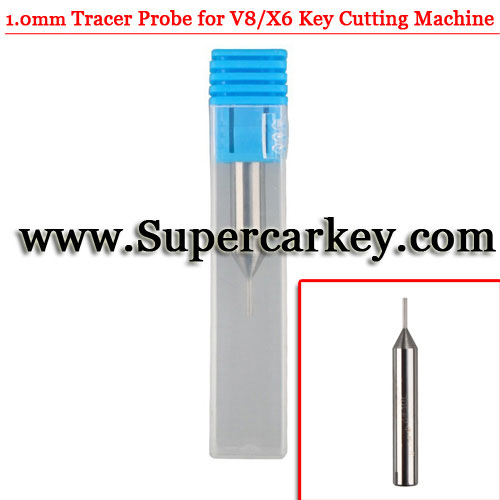 Probe for x6 key cutting machine