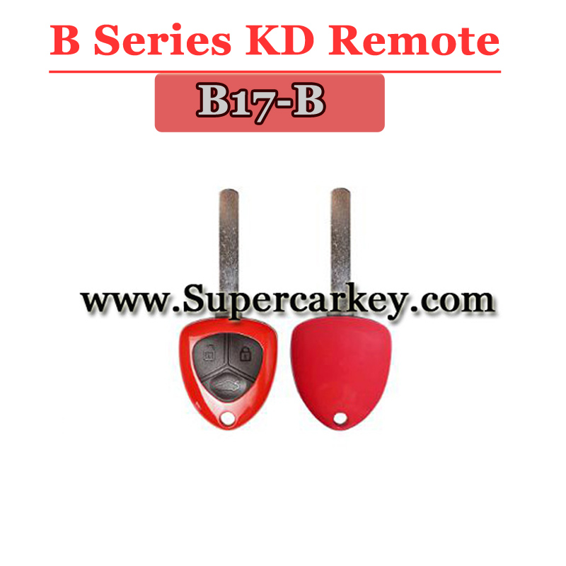 B17 Remote For KD900(KD300) Machine With Blade