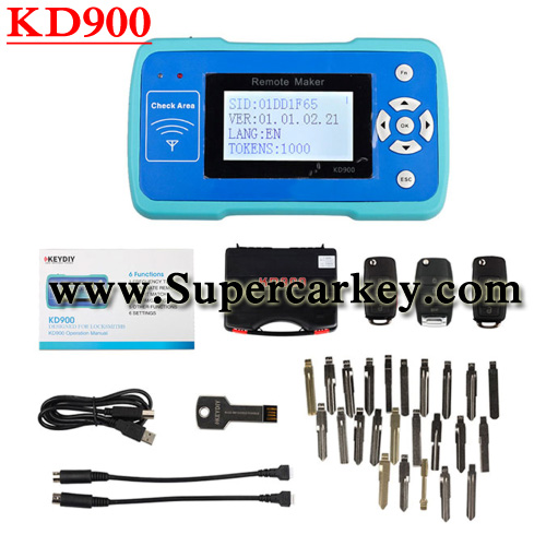 KD900 the Best Tool for Remote Control