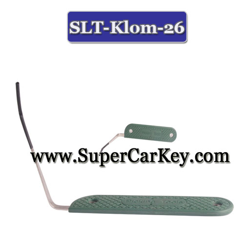 Klom Locksmith Tool-L Shaped Lock Pick