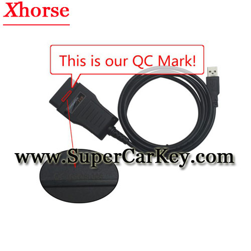 Xhorse TIS Techstream V10.30.029 Diagnostic Cable For Toyota Supports Diagnostics And Active Tests