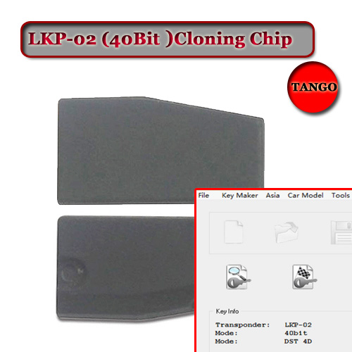 LKP02  transponder Chip