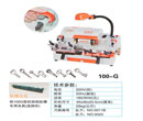 Model 100-G cutting machine with external cutter